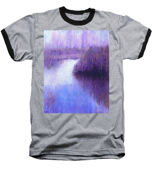 Ghostly Sentinels Baseball T-Shirt
