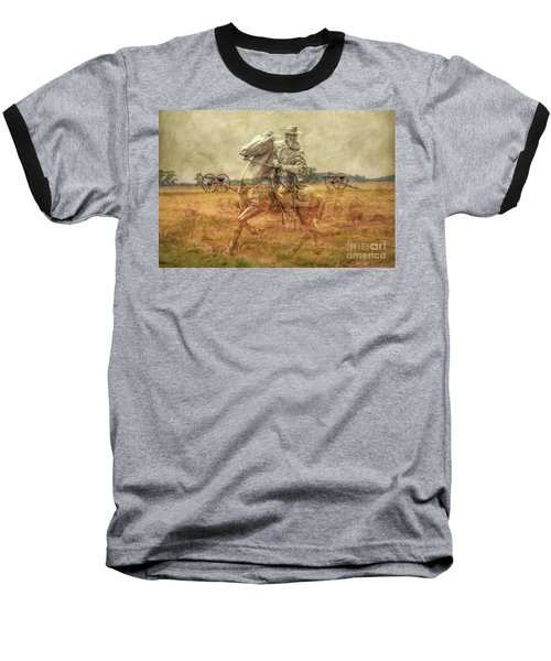 Ghosts Of Gettysburg II Baseball T-Shirt