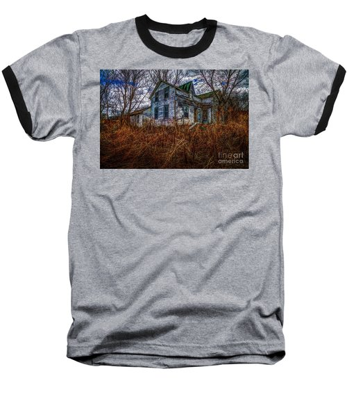 Ghosts Of The Past Baseball T-Shirt