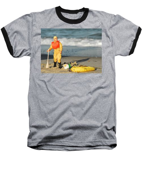 Gi Joe Marooned Baseball T-Shirt