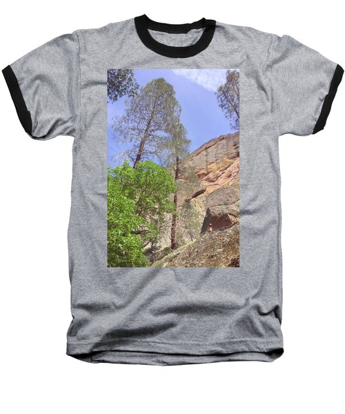 Baseball T-Shirt featuring the photograph Giant Boulders by Art Block Collections