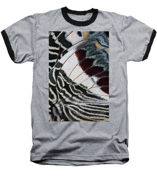 Giant Charaxes Butterfly Baseball T-Shirt