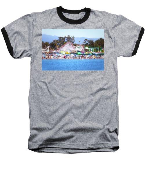 Life Is Like A Rollercoaster Baseball T-Shirt