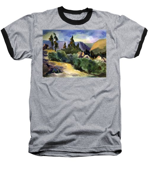 Giant Gap From Iron Point Baseball T-Shirt