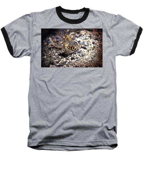 Giant Owl Baseball T-Shirt