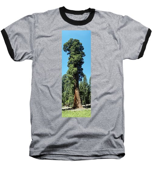 Giant Sequoia, Sequoia Np, Ca Baseball T-Shirt