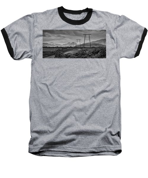 Giant Steps Are What You Take Baseball T-Shirt