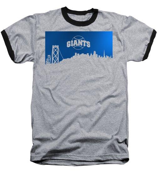 Giants Of San Francisco Baseball T-Shirt