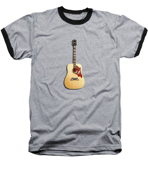 Gibson Dove 1960 Baseball T-Shirt