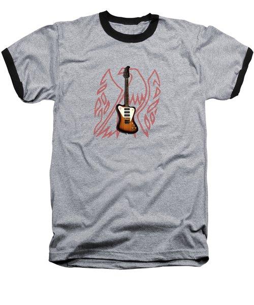 Gibson Firebird 1965 Baseball T-Shirt