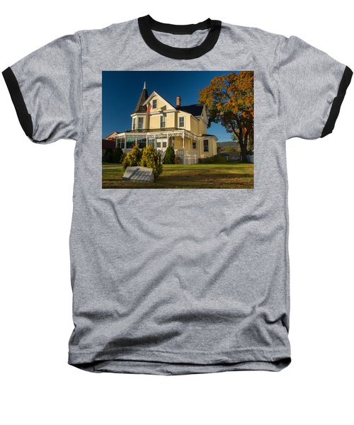 Gibson Woodbury House North Conway Baseball T-Shirt