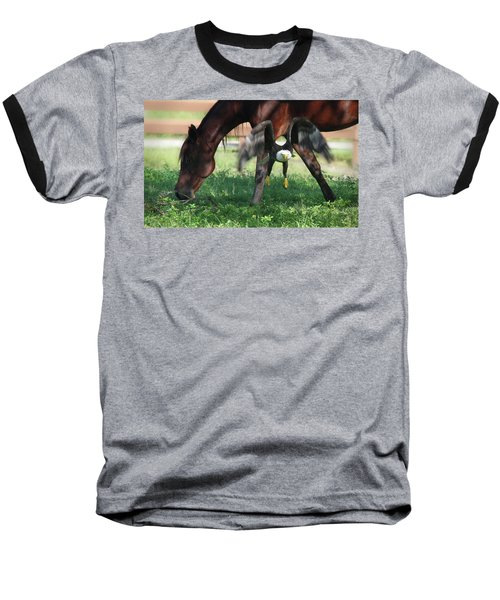 Giddy Up. Baseball T-Shirt