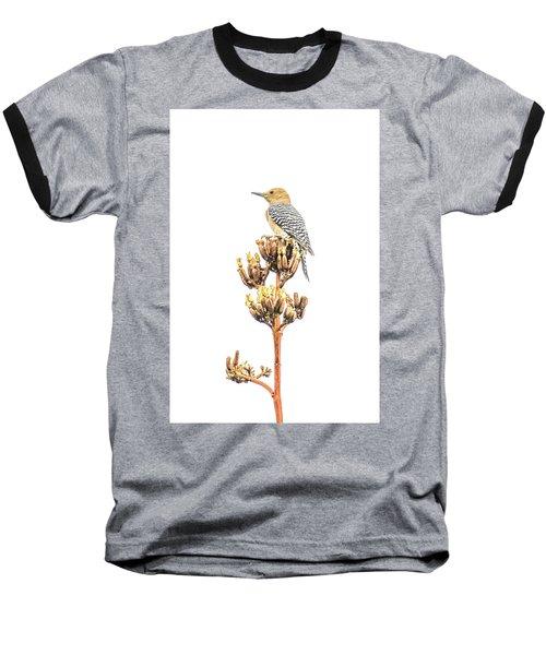 Gila Woodpecker Baseball T-Shirt