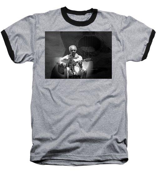Gilberto Gil Baseball T-Shirt