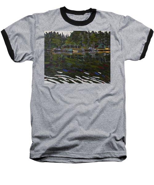 Gilmour Island Baseball T-Shirt