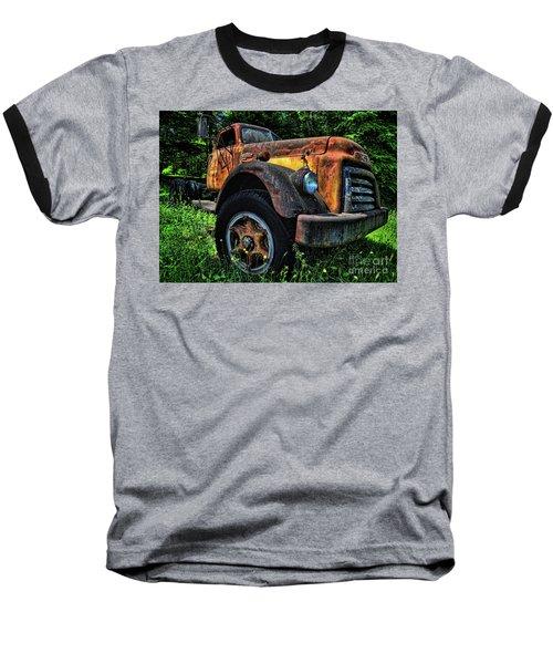 Jimmy Diesel Baseball T-Shirt