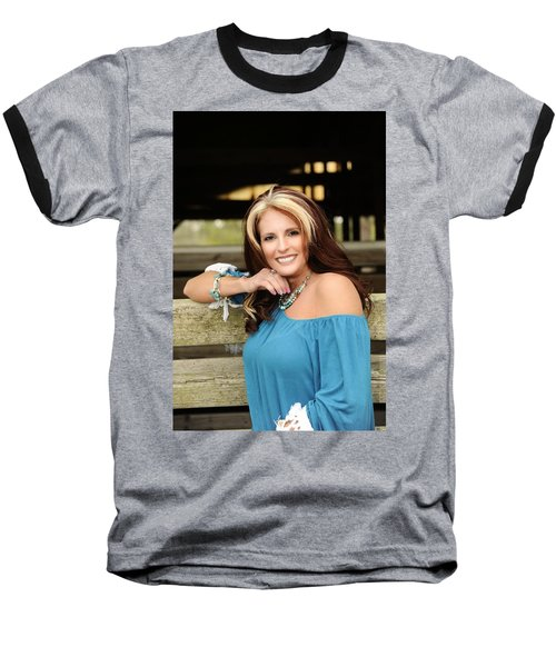 Gina Baseball T-Shirt