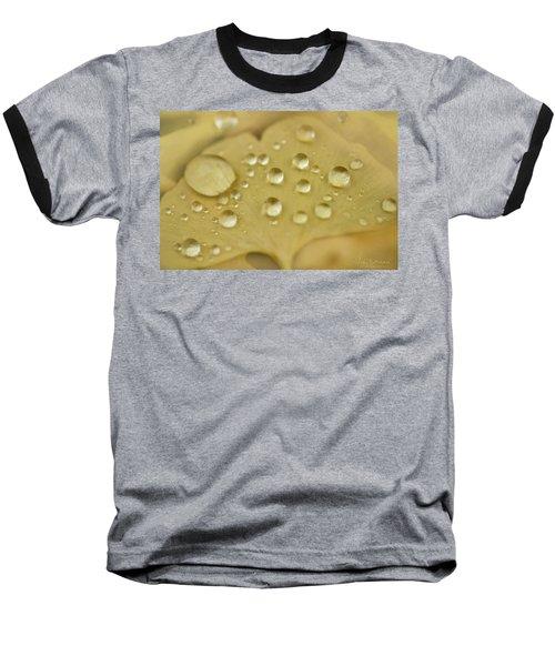 Ginkgo Balls Baseball T-Shirt