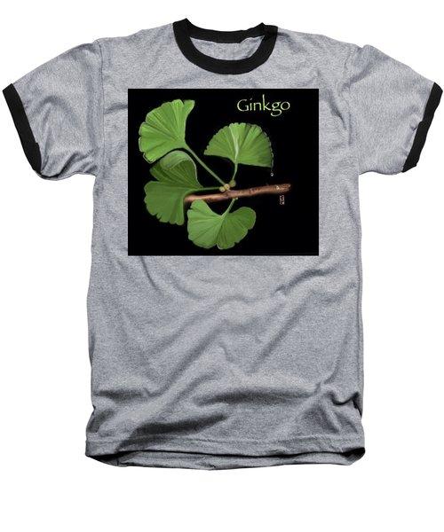 Ginko Baseball T-Shirt