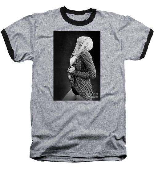 Girl #2299 Baseball T-Shirt
