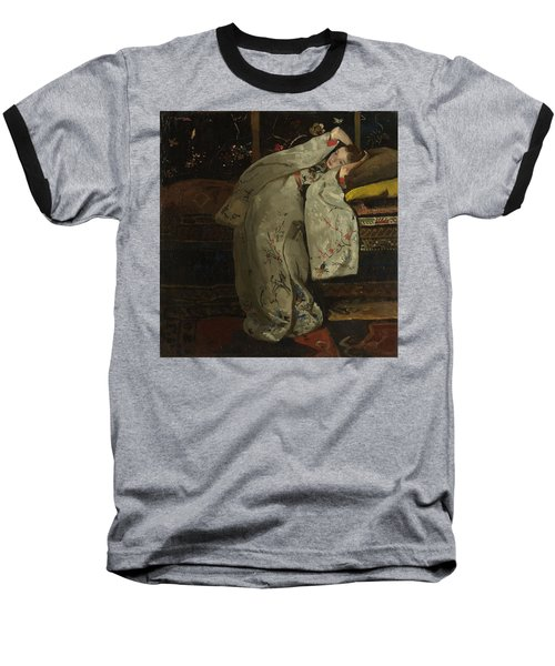 Girl In A White Kimono, 1894 Baseball T-Shirt