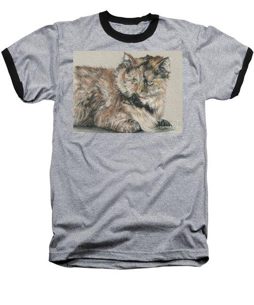 Girl  Baseball T-Shirt