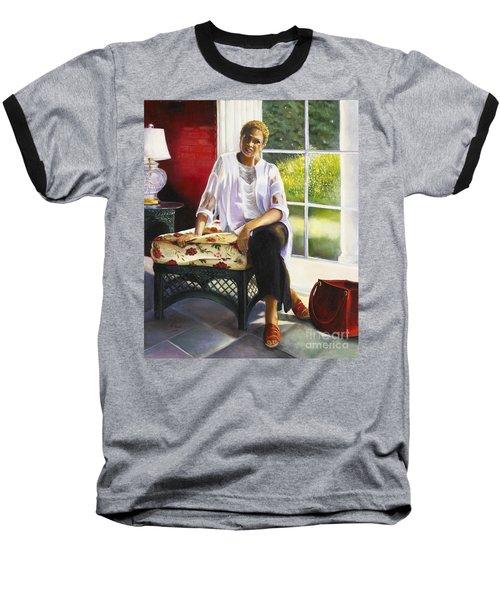 Girl Talk Baseball T-Shirt