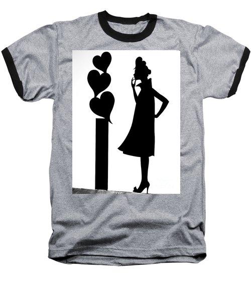 Girl_02 Baseball T-Shirt