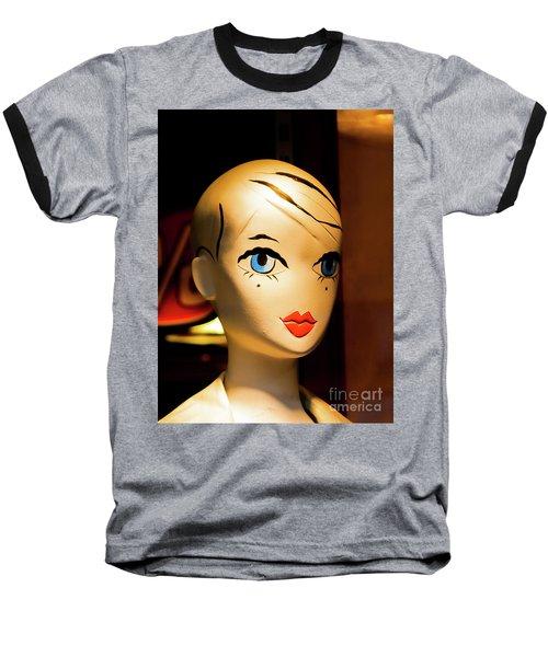Girl_04 Baseball T-Shirt