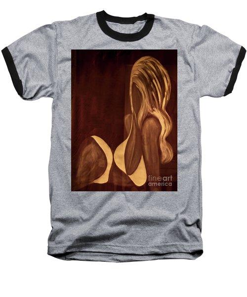 Girl_05 Baseball T-Shirt