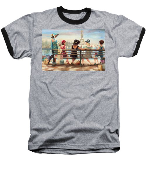 Girls Day Out Baseball T-Shirt