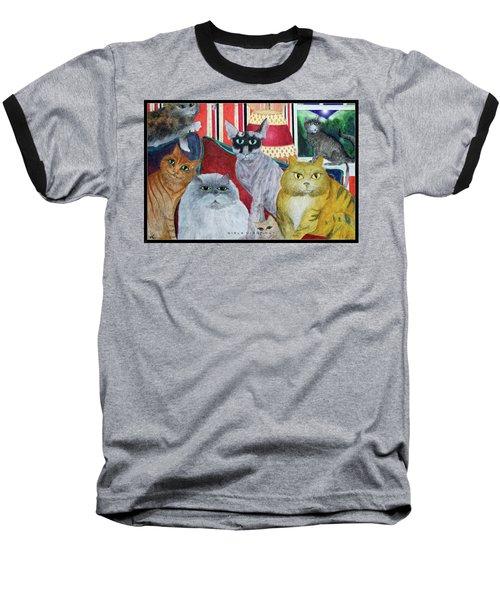 Girls Night Out Baseball T-Shirt