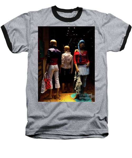 Girls_01 Baseball T-Shirt