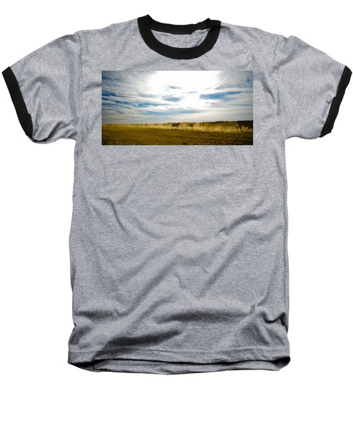 Git Along Baseball T-Shirt