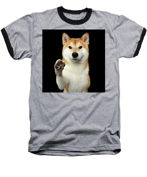 Give Me A Hand Man Baseball T-Shirt