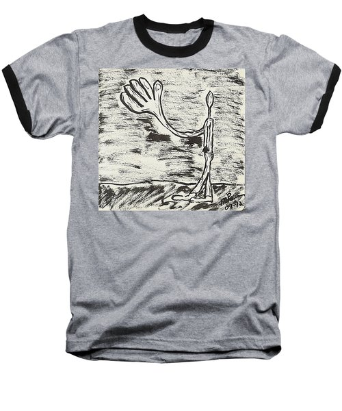 Give Me A Hand Baseball T-Shirt