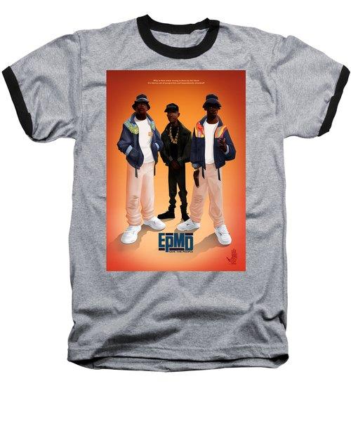 Give The People Baseball T-Shirt