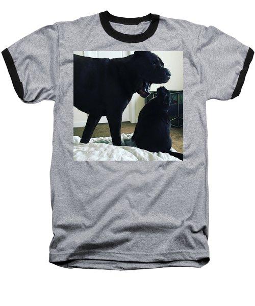 Giving Orders Baseball T-Shirt