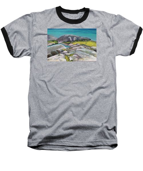 Glacial Lake Baseball T-Shirt