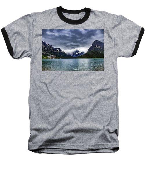 Glacial Getaway Baseball T-Shirt