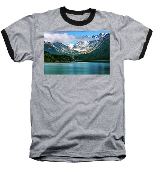 Glacial Valley Baseball T-Shirt