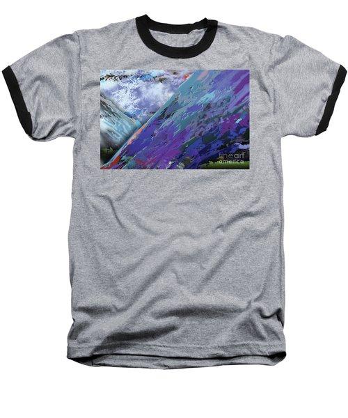 Glacial Vision Baseball T-Shirt