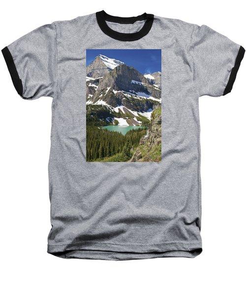 Glacier Backcountry Baseball T-Shirt
