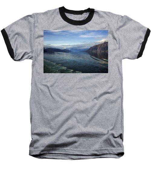 Glacier Bay 7 Baseball T-Shirt