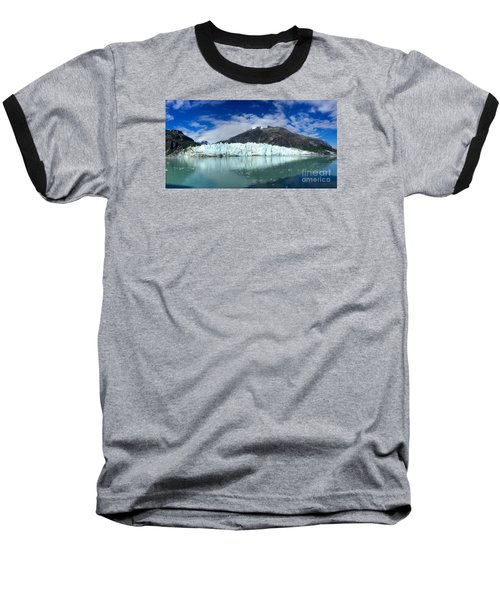 Glacier Bay Baseball T-Shirt by Sean Griffin