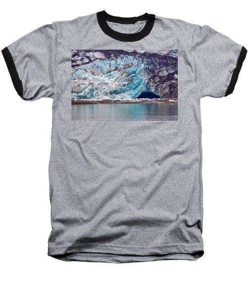 Glacier Cave Baseball T-Shirt