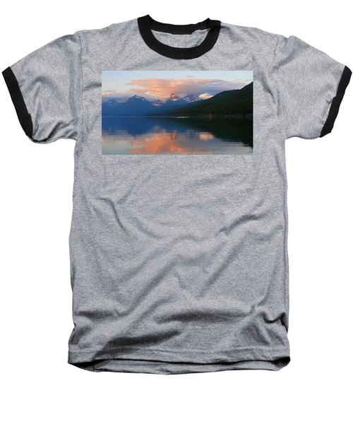 Glacier Lake Baseball T-Shirt