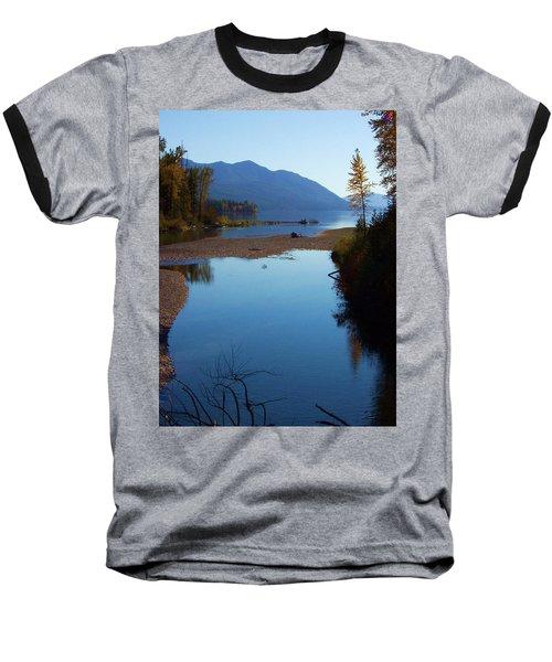 Glacier Park 10 Baseball T-Shirt