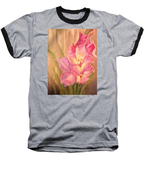 Gladiolas Baseball T-Shirt