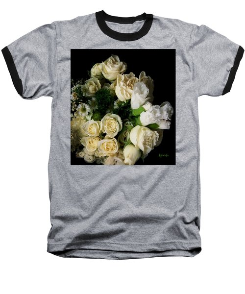 Baseball T-Shirt featuring the photograph Glamour by RC DeWinter